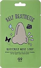 Kup Plaster oczyszczający na nos - G9Skin Self Aesthetic Butterfly Nose Strip