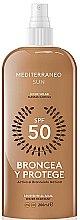 Kup Balsam opalizująco-ochronny SPF 50 - Mediterraneo Sun Suntan Lotion