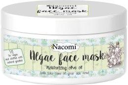 Kup Algowa maska do twarzy Oliwka - Nacomi Algae Face Mask