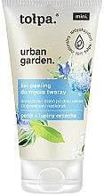 Kup Żel-peeling do mycia twarzy - Tołpa Urban Garden