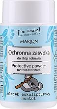 Kup Ochronna zasypka do stóp i obuwia - Marion Dr Koala Protective Powder