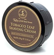 Kup Krem do golenia dla mężczyzn Liść tytoniu - Taylor of Old Bond Street Tobacco Leaf Shaving Cream Bowl