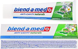 Kup Ziołowa pasta do zębów - Blend-A-Med Anti-Cavity Herbal Natural