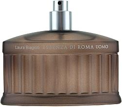 Kup Laura Biagiotti Essenza di Roma Uomo - Woda toaletowa (tester bez nakrętki)