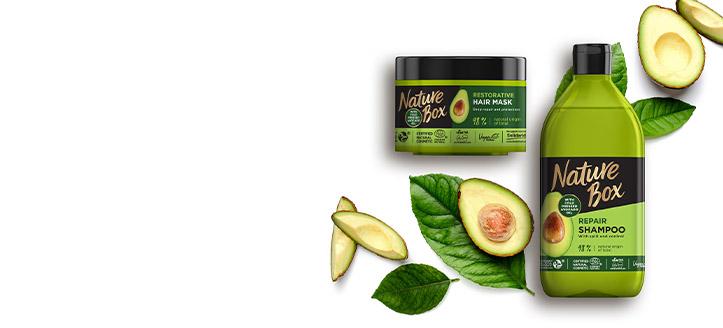 Przy zakupie trzech promocyjnych produktów Nature Box, najtańszy z nich otrzymasz w prezencie.