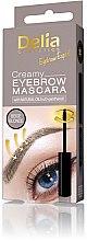 Kup Kremowy tusz do brwi - Delia Creamy Eyebrow Mascara