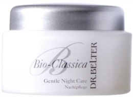 Kup Delikatny krem do twarzy na noc - Dr.Belter Bio-Classica Gentle Night Care Plus
