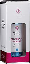 Kup PRZECENA! Nawilżająca woda micelarna do twarzy - Charmine Rose Aquaderm H2O Micellar *