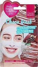 Kup Odżywcza maska do twarzy Czekoladowe odżywienie - Czyste Piękno