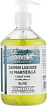 Kup Mydło w płynie Olive - La Corvette Liquid Soap