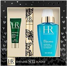 Kup Zestaw kosmetyków do oczu - Helena Rubinstein Eye Love Sexy Blacks (mascara 6,9 ml + lot 50 ml + eye/ser 3 ml)
