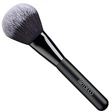 Kup Pędzel do pudru z naturalnego koziego włosia - Artdeco Brushes Powder Brush Premium Quality