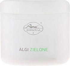 Kup Normalizująca maska gumowa do cery trądzikowej i tłustej - Jadwiga Saipan Algi zielone