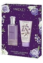 Kup Yardley English Lavender - Zestaw (edt/50ml + b/lot/50ml)