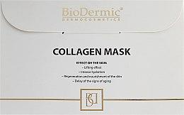 Kup Kolagenowa maska do twarzy - BioDermic