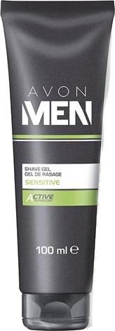 Łagodny żel do golenia - Avon Men — фото N1