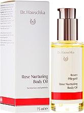 Kup Odżywczy olejek do ciała Róża - Dr. Hauschka Rose Nurturing Body Oil