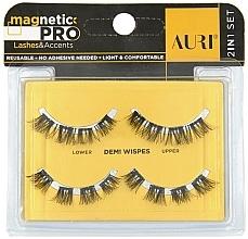 Kup Sztuczne rzęsy na pasku magnetycznym - Auri Magnetic Pro Demi Wispies