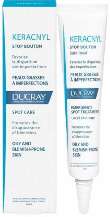 Kuracja punktowa - Ducray Keracnyl Emergency Spot Care — фото N1