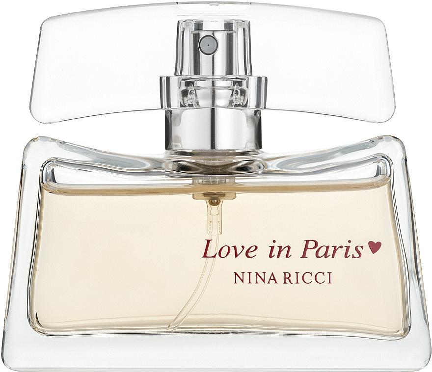 Nina Ricci Love in Paris - Woda perfumowana