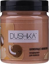 Kup Odżywka do włosów Czekolada i kokos - Dushka