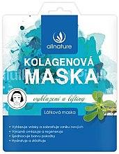 Kup Kolagenowa maska na tkaninie do twarzy - Allnature Collagen Mask