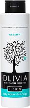 Kup Balsam do ciała Jaśmin - Olivia Beauty & The Olive Tree Fusion Body Lotion Jasmin