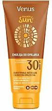 Kup Emulsja do opalania - Venus Golden Sun Lotion SPF 30