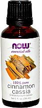 Kup Olejek eteryczny z cynamonowca wonnego - Now Foods Essential Oils 100% Pure Cinnamon Cassia