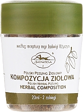 Kup Polski peeling ziołowy - Jadwiga Herbal Composition Peeling