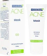 Kup Matująca maska do twarzy - Novaclear Acne Mask