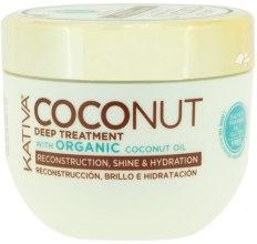 Kup Regenerująca maska do włosów - Kativa Coconut Oil Mask