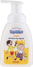 Kup Żółta pianka do mycia rąk i ciała dla dzieci - Bambino Dzieciaki