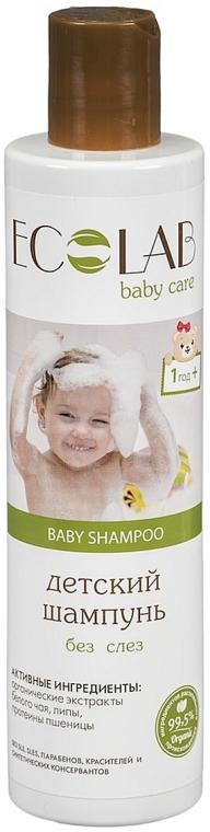 Szampon dla dzieci Bez łez - ECO Laboratorie Baby Shampoo