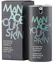 Kup Aktywny kompleks przeciwstarzeniowy - Dr. Spiller Manage Your Skin Activating Age Repair Complex