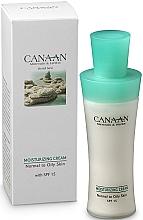 Kup PRZECENA! Nawilżający krem do skóry normalnej i tłustej SPF 15 - Canaan Minerals & Herbs Moisturizing Cream with SPF 15 Normal to Oily Skin *
