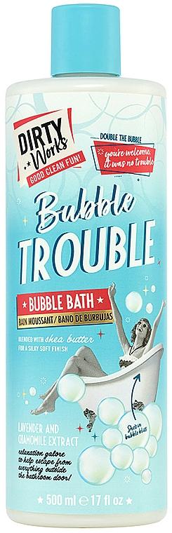 Piana relaksująca do kąpieli - Dirty Works Bubble Trouble — фото N1