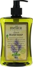 Kup Lawendowe mydło w płynie - Melica Organic Lavander Liquid Soap