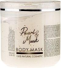 Kup Oczyszczająca maska do ciała Perła i piżmo - Sezmar Collection Professional Body Mask Pearl & Musk