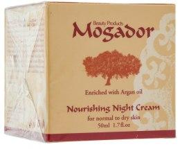 Kup Nocny krem odżywczy do skóry normalnej i suchej - Mogador Nourishing Night Cream