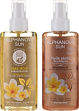Kup Zestaw - Alphanova Sun (oil 125 ml+oil 125 ml)