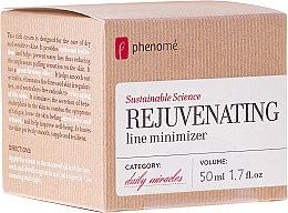 Kup Przeciwzmarszczkowy krem do skóry suchej i wrażliwej - Phenomé Sustainable Science Rejuvenating