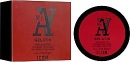 Kup Mocny żel do układania włosów - I.C.O.N. MR. A. Gelatin Pliable Gel Wet Finish