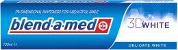 Kup Łagodnie wybielająca pasta do zębów - Blend-a-med 3D White Delicate White
