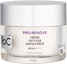 Kup Wygładzający krem do twarzy - RoC Pro-Renove Anti-Ageing Unifying Cream