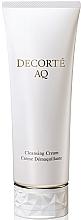 Kup Krem do mycia twarzy - Cosme Decorte AQ Cleansing Cream (próbka)