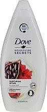 Kup Żel pod prysznic z masłem kakaowym i hibiskusem - Dove Nourishing Secrets Shower Gel