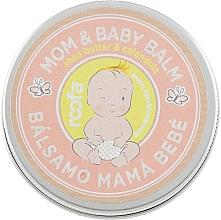 Kup Balsam dla mamy i dziecka Masło shea i nagietek - Roofa Calendula & Panthenol Mom & Baby Shea Butter & Calendula Balm