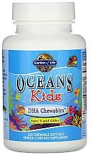 Kup Kwas DHA dla dzieci w kapsułkach do żucia - Garden of Life Oceans Kids