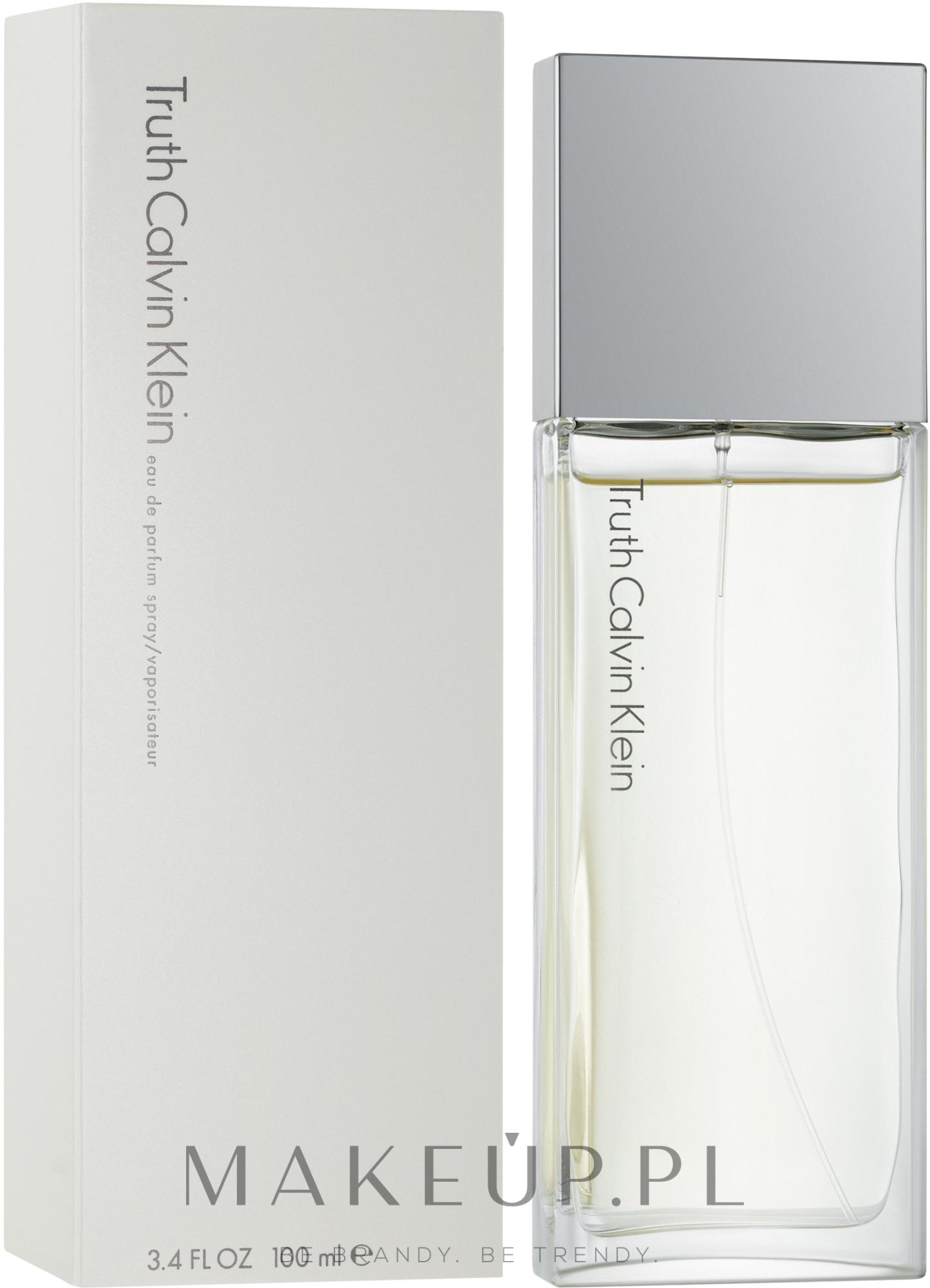 Calvin Klein Truth - Woda perfumowana — фото 100 ml